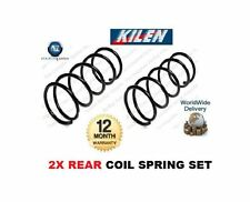 FOR VAUXHALL ASTRA VI J  1.4 1.6 HATCHBACK 2009-->NEW 2x REAR COIL SPRING SET