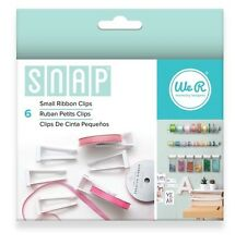 We R Memory Keepers SNAP Storage Small Ribbon Clips