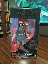 Hasbro Star Wars The Black Series #23 Captain Cassian Andor Action Figure Mint
