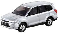 Tomica No.112 Subaru Forester blister Miniature Car Takara Tomy