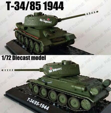 WWII Russia T-34/85 1944 Green 1/72 aircraft diecast finished model