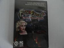 FILM FATALE Lights Camera Madness Hidden Object Game WINDOWS 10   8 7 Vista XP