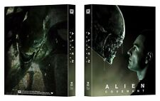 Alien Covenant Bluray Steelbook Manta Lab Lenticular Full slip B PRE ORDER