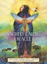 Sacred Earth Oracle Cards Blue Angel New Sealed