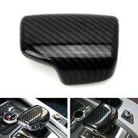 Carbon Fiber Pattern Shift Knob Cover Shell For 17-up Audi A4 A5 S5 RS5 Q7, Q5