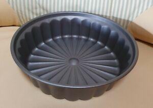 KAISER Backform Quicheform Obstform Kuchenbackform Antihaftbeschichtung - 27 cm