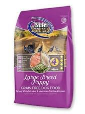 Nutrisource Grain Free ( Turkey ) Large Puppy 15Lb