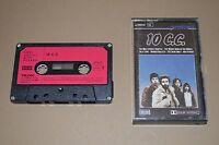 10 cc - Same / DECCA Profile 1979 / Rares Tape / Top