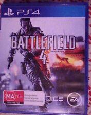 Battlefield 4  PS4. 30 DAYS WARRANTY.