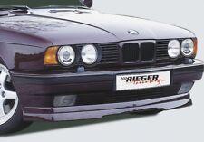 Rieger Spoilerlippe --> nicht bei M5-Modellen BMW 5er E34 Lim. 00.88-07.96