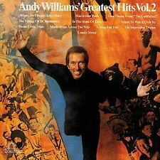Andy Williams Greatest Hits, Vol. 2 by Andy Williams (CD, Jan-1989, Columbia New