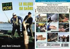 Le silure en Saône avec H. Limouzin - Pêche des carnassiers - Vidéo Pêche