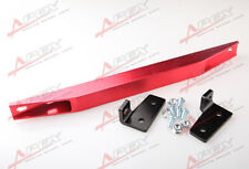 RED Sub-frame Rear Lower Tie Strut Bar for Honda Civic EG CRX Acura Integra