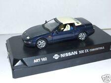 NISSAN 300 ZX  convertible Bleu DETAILCARS  1/43