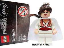 LEGO PRINCE OF PERSIA TAMINA KEYRING  MINIFIGURE BRAND NEW