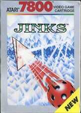 Jinks (Atari 7800) New in the Box (NIB) NTSC