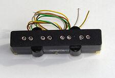 Schaller Jazz-Bass PU JBX Nr. 246 bridge schwarz von 1986