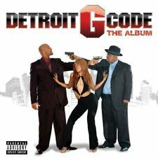 Detroit G Code - The Album + CD + Fuze, Ray & Candy, The Short, Black Fonz fe...