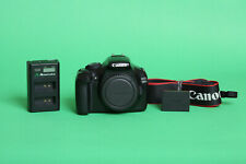 Canon EOS 1100D 12.2MP DSLR Camera (Body Only) - 11836 Shutter Count