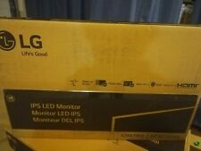 "Brand New LG 32"" 32 Inch HD IPS LED Monitor 32MA70HY"