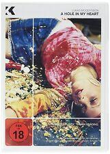 DVD * A HOLE IN MY HEART  ~ FSK 18 # NEU OVP %