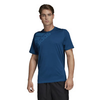 Adidas Men Tshirt Training Running Sport FreeLift Graphic Tee Workout DV1314