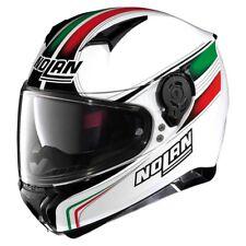 "Helm NOLAN N87 ITALY Italien N-COM Kol. 32 Größe ""XXXL"" BIANCO"