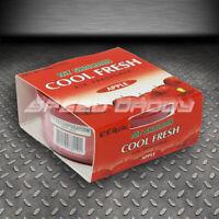 MY SHALDAN COOL FRESH APPLE SCENT CAR/TRUCK/OFFICE/AUTO AIR FRESHENER 2.12 OZ