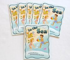 6 SCOTT FORESMAN 2nd GRADE 2 GUIDED LEVELED READERS IN THE SEA 54A NEW