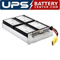 APC Smart-UPS 1500VA LCD RM 2U SMT1500R2X180 Compatible Replacement Battery Pack