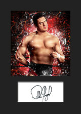 WILLIAM REGAL #1 (WWE) Signed (Reprint) Photo A5 Mounted Print - FREE DELIVERY