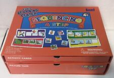 Lauri 4 Step Sequencing Early Learning Center Autism Home Schooling