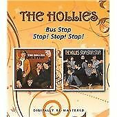 The Hollies - Bus Stop/Stop! Stop! Stop! (2011)  CD  NEW/SEALED  SPEEDYPOST