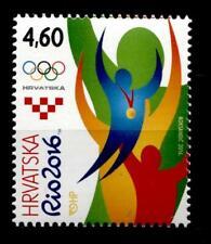 Olympische Sommerspiele 2016, Rio de Janeiro. 1W. Kroatien 2016