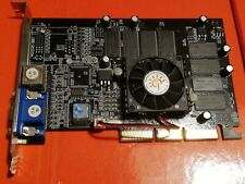 GPU GeForce4 MX440 64Mb - DDR+TV - Scheda Grafica interno PC