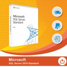Microsoft SQL Server 2019 predeterminada