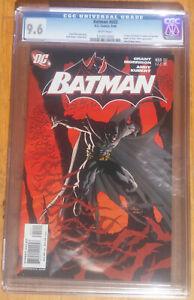 cgc 9.6 Batman #655