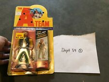 1983 GALOOB A-TEAM ACTION FIGURE VINTAGE MOC THE BAD GUYS VIPER SNIPER RED BEARD