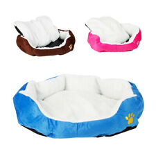 Washable Pet Dog Cat Bed Puppy Cushion House Kennel Sofa Mat Pad Sleeping Nest