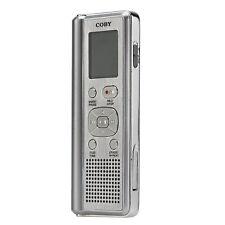 Coby Cxr190 Internal memory & flash card Silver dictaphone - Cxr190-2G