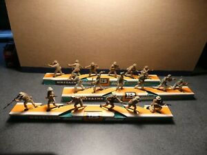 Britains Ltd. Soldier Group Sets WITH Display Stands