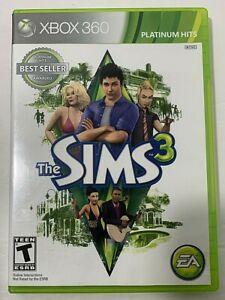 The Sims 3   Platinum Hits Xbox 360