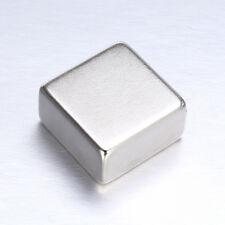 202010mm Strong Magnets Neodymium 19mm Cube Powerful Rare Earth 1pc