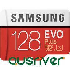 Samsung MicroSD EVO Plus 128GB Class 10 100MB/s Memory Card - MB-MC128GA/APC