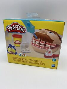 Play-Doh Dentist Play Set Play-doh Mini Doctor Drill 'n Fill Model-Sealed NEW