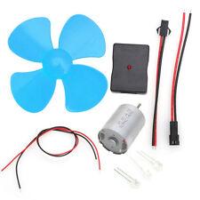 Small Mini Wind Micro Turbine Generator Charger DC 5V USB Output Power Motors