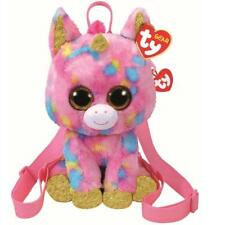 Ty Beanie Babies 95001 Ty Gear Fantasia Unicorn Boo Back Pack