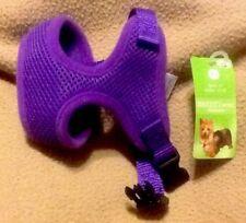 "OmniPet Breezy Mesh Dog Harness XS purple (neck 8"", Chest 11""-15"")"