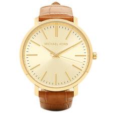 Michael Kors MK2496 Jaryn Gold Tone Dial Ladies Dress Watch Womans Gift