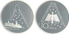 10 Euro Jugendherbergen   2009 Münzzeichen G Polierte Platte, in Münzkapsel